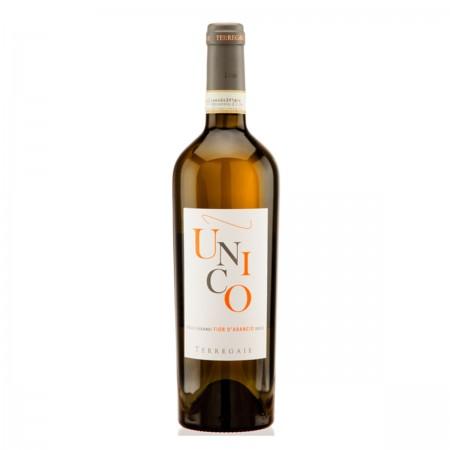 泰雷加也費歐達精釀金黃麝香白葡萄酒