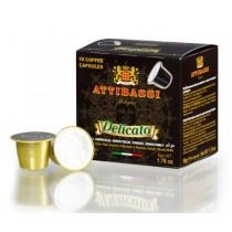 (網頁更新中,價格以通路報價為主) ATTIBASSI 義大利原裝進口咖啡膠囊 Delicato